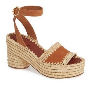 Tory Burch Arianne Platform Sandals